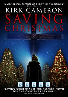Book Cover: Saving Christmas