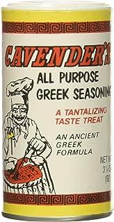 product image for Cavender All Purpose Greek Seasoning 3.25 OZ (Pack of 2)