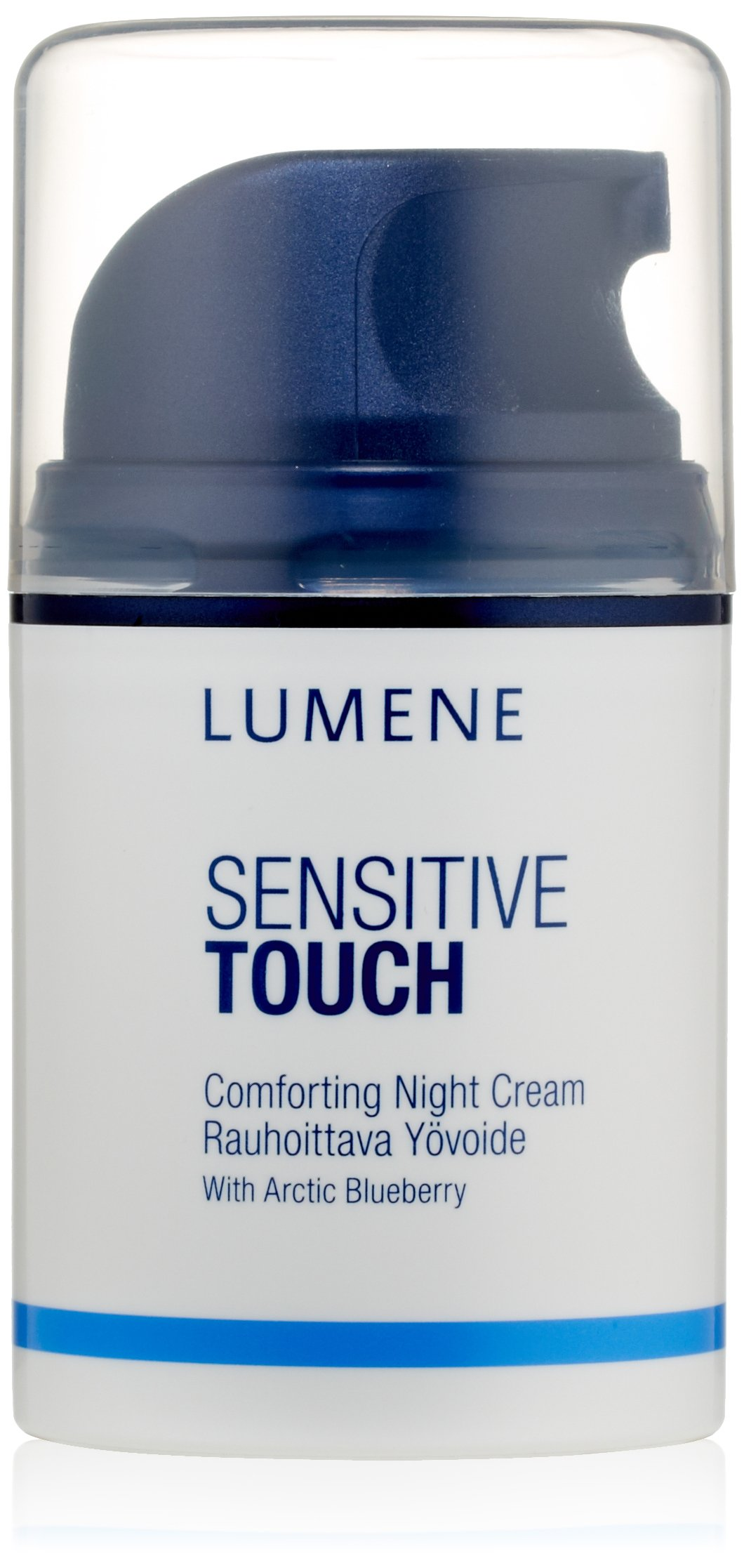 lumene sensitive touch day cream