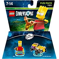 LEGO Dimensions Fun Pack Simpsons Bart