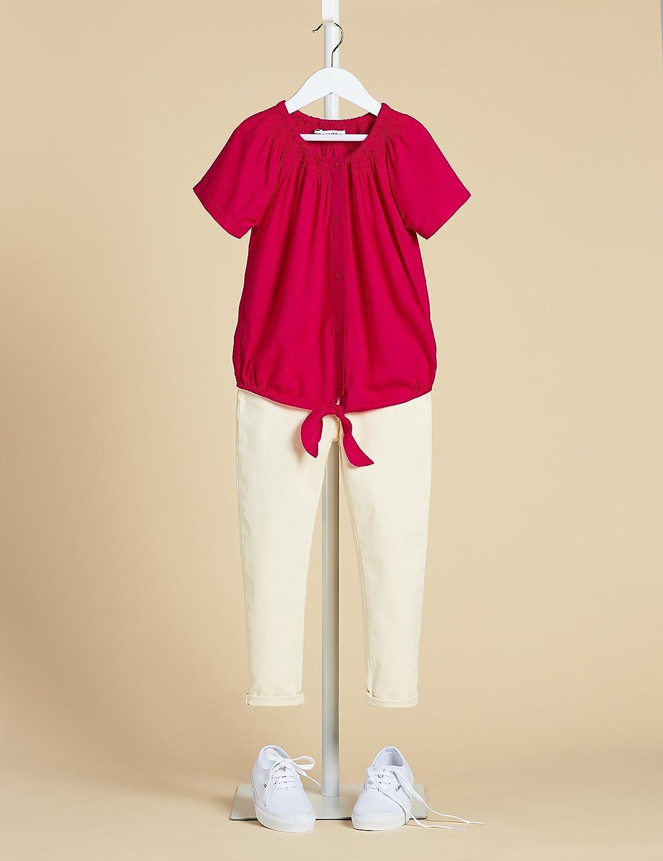 RED WAGON Camicia Colorata con Nodo Bambina