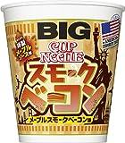 日清 カップヌードル メープルスモークベーコン味 ビッグ 99g×12個