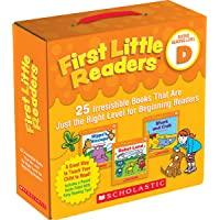 First Little Readers Parent Pack: Guided Reading Level D: 25 Irresistible Books That Are Just the Ri