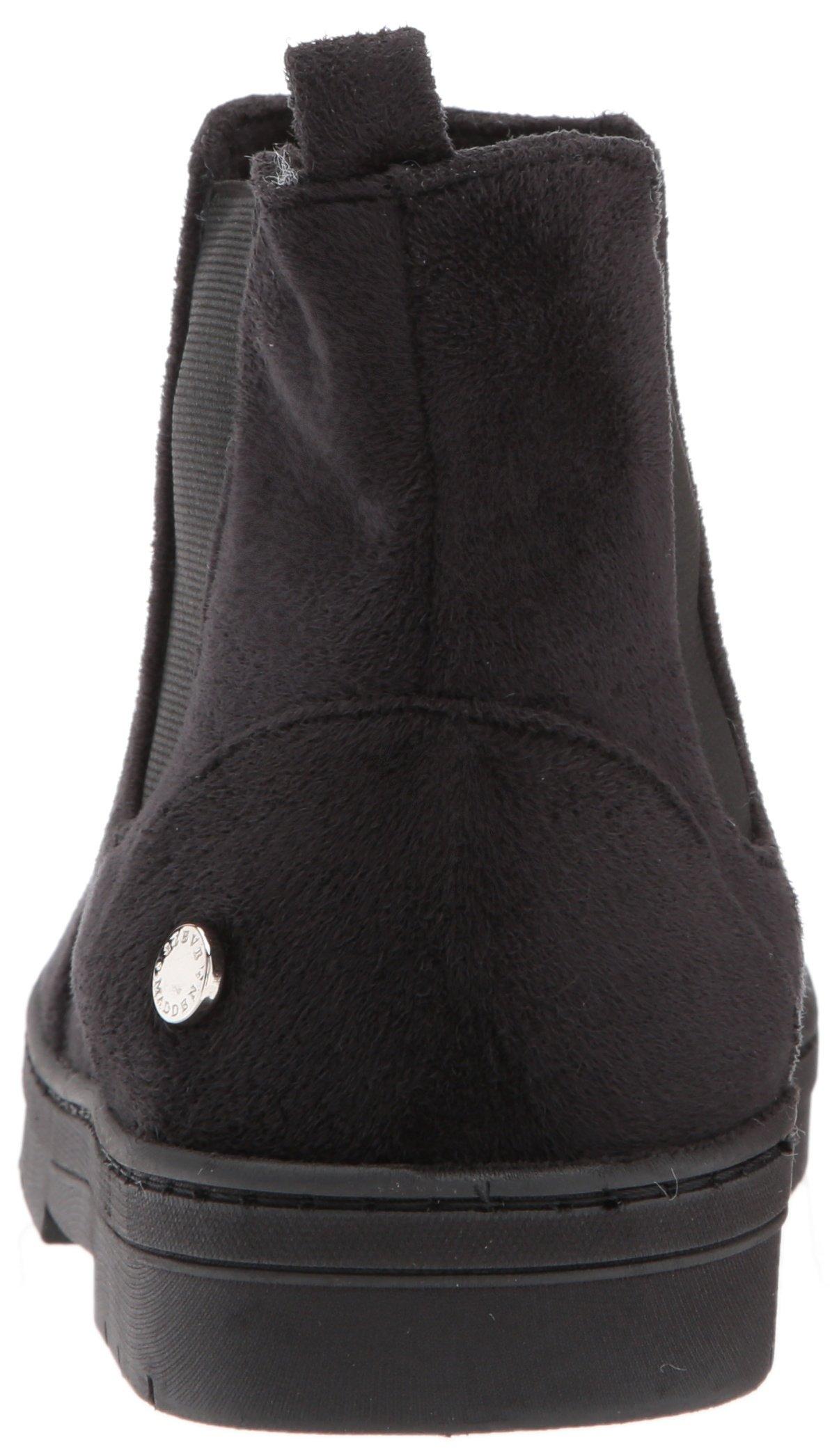 Steve Madden Men's Pclinton Slipper, Black, 9 M US by Steve Madden (Image #2)