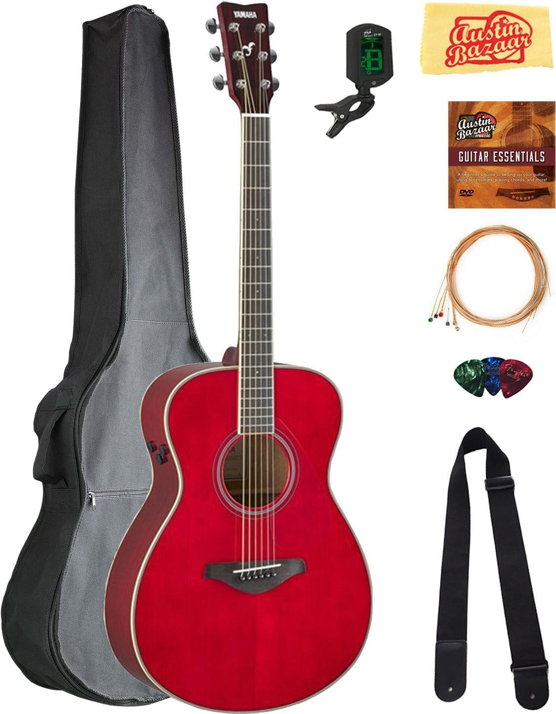 Yamaha FS-TA - Guitarra acústica: Amazon.es: Instrumentos musicales