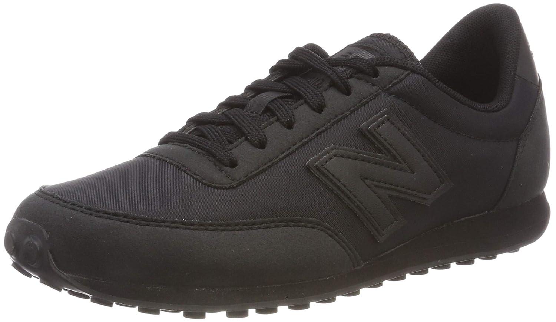 New Balance U410v1, Zapatillas Unisex Adulto 42 EU|Negro (Black Bbk)