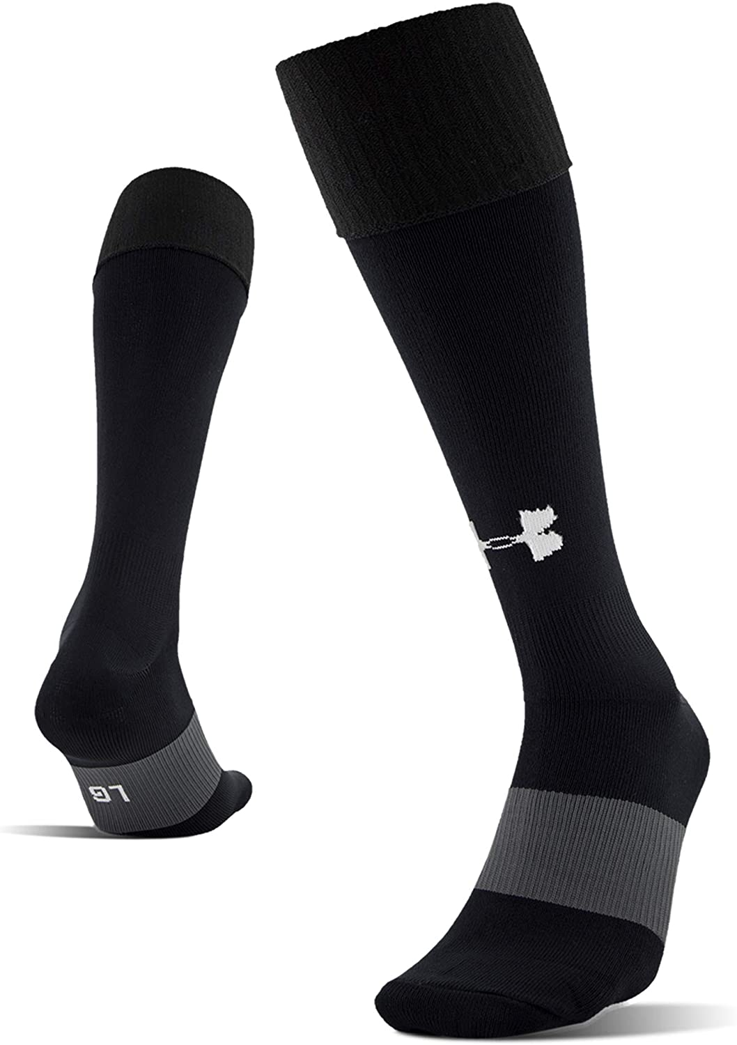 Under Armour Adult Soccer Over-The-Calf Socks, 1-Pair