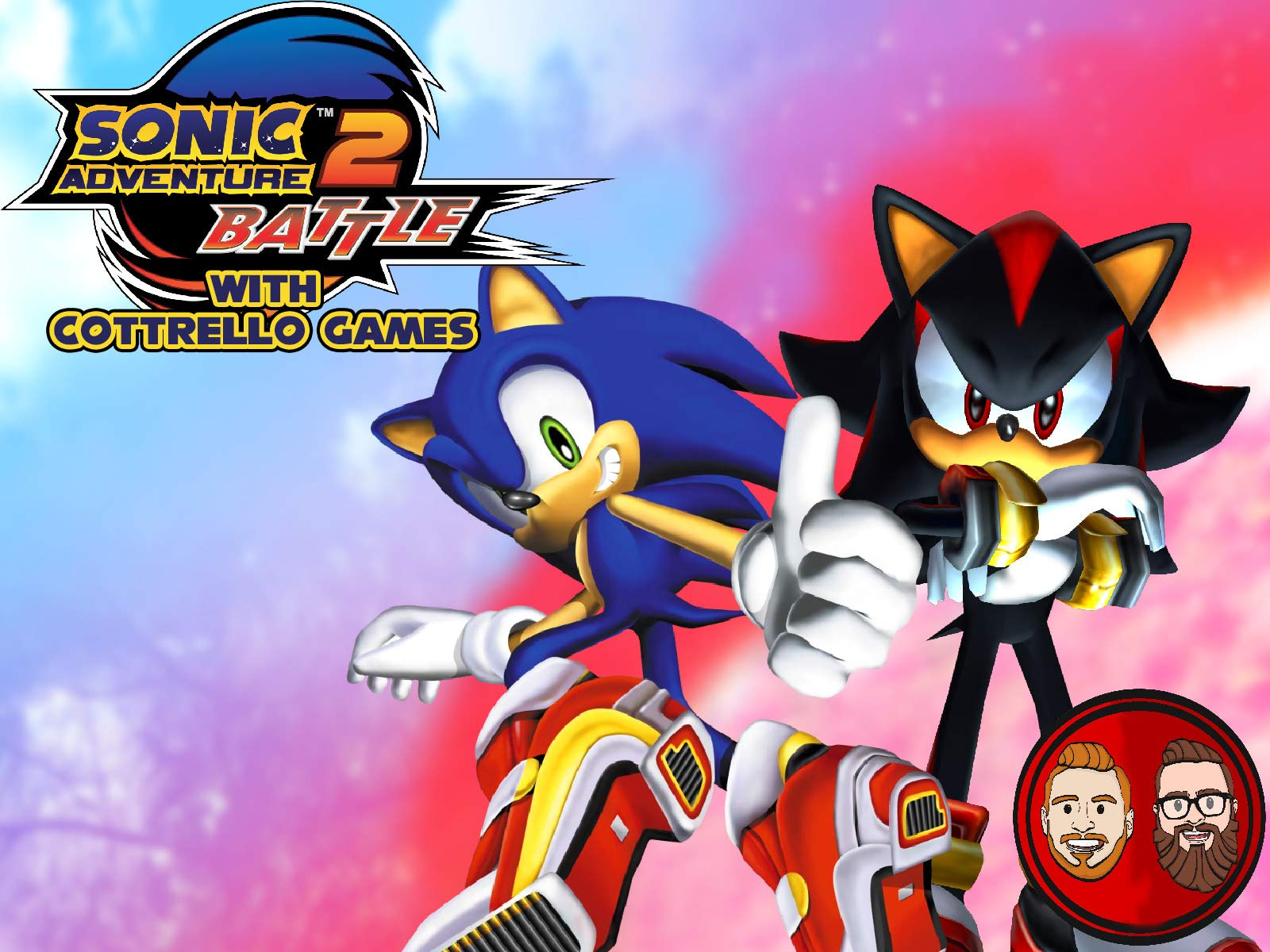 Sonic Adventure 2 Battle with Cottrello Games