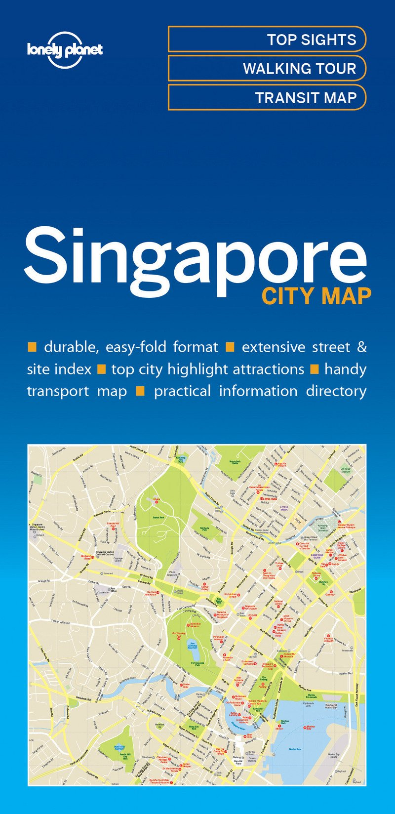 734d3dadb00 ... Array - lonely planet singapore city map lonely planet 9781786575074 rh  amazon com