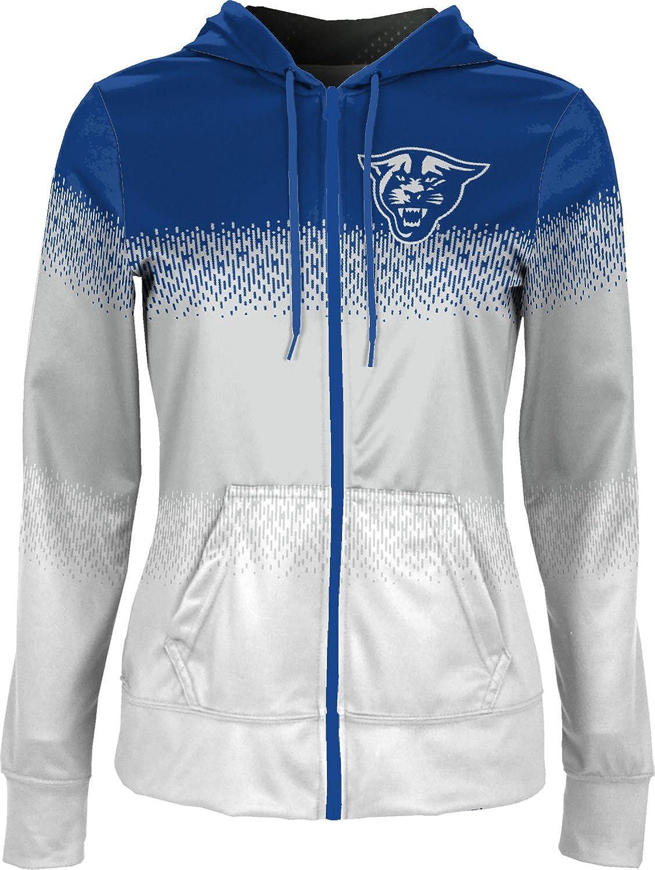 Drip School Spirit Sweatshirt Georgia State University Girls Zipper Hoodie