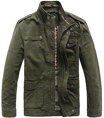 Parka Standard 5xl Westen Armee Outdoor Jacken Klassische Mäntel Militär Jacke Szyysd Herren Baumwolle Xs 6gbYf7y