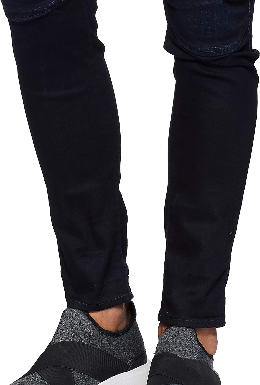 G-Star Raw Mens 5620 3D Zip-Knee Super Slim-Fit Jean