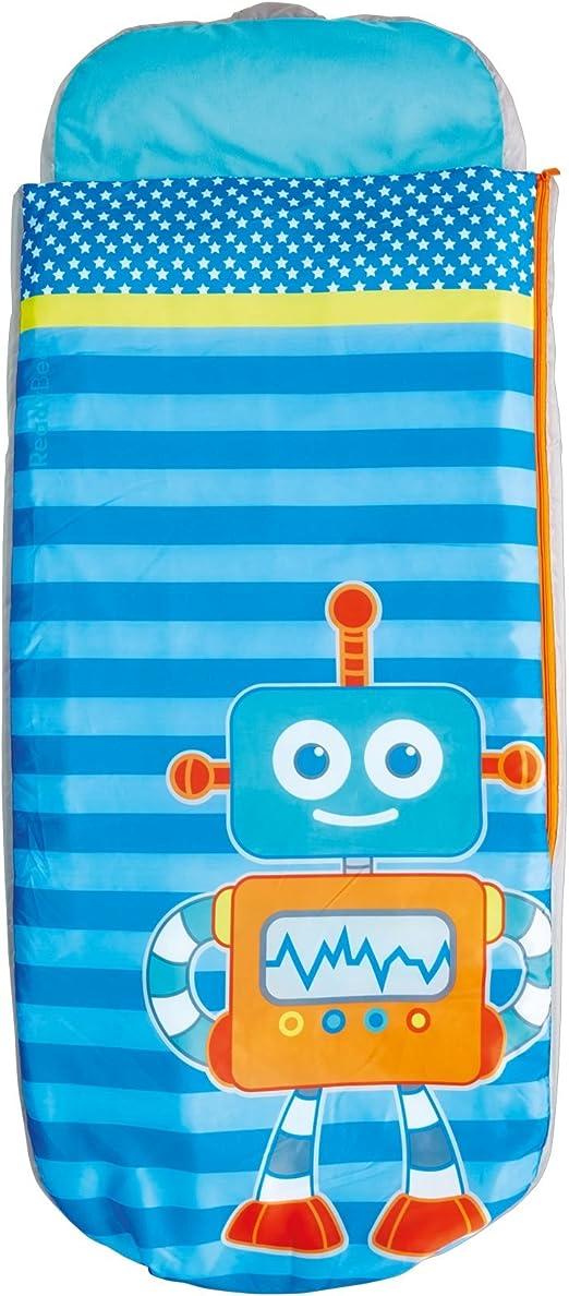 Amazon.com: Robots Boys Junior ReadyBed – Cama hinchable ...