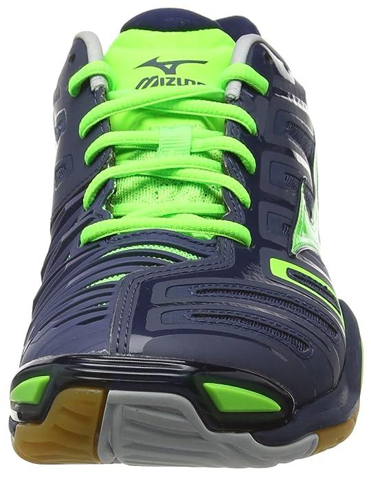 Mizuno Wave Stealth 4 - Zapatillas para Hombre: Amazon.es ...