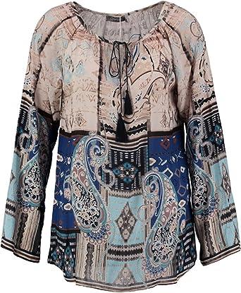 bestbewertetes Original immer beliebt meistverkauft Geisha Viskose Bluse Größe XS: Amazon.de: Bekleidung