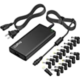 Outtag Ultra-Slim 65W AC Universal Laptop Charger Power Adapter 15V 16V 18.5V 19V 19.5V 20V Replacement for HP Dell Lenovo Acer ASUS Toshiba Samsung Sony Fujitsu Notebook Ultrabook Supply Cord