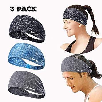 Amazon.com: Diadema de varios estilos, ancho de turbante ...