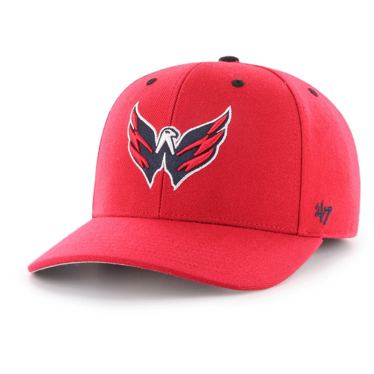 47 Brand Gorra Ajustable - Audible Washington Capitals Rojo ...