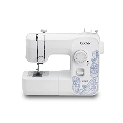 Amazon Brother LX40 40Stitch Fullsize Sewing Machine Impressive Brother 17 Stitch Sewing Machine
