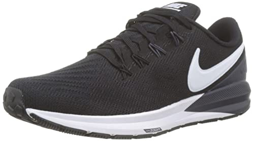 meet 59cc0 a8c44 Nike Air Zoom Structure 22, Scarpe Running Uomo, Multicolore (Black White