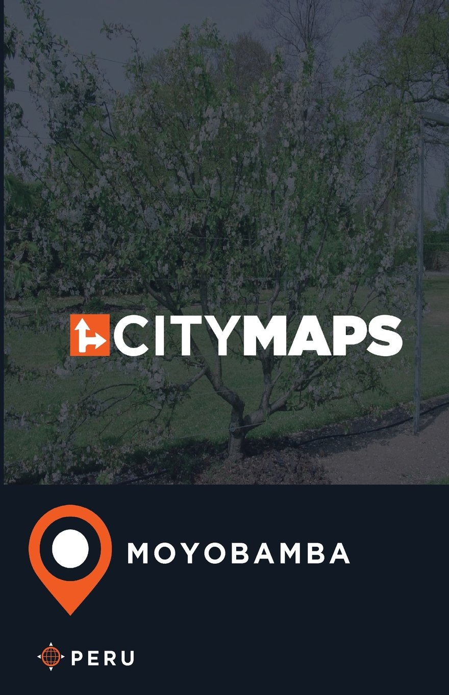City Maps Moyobamba Peru ebook