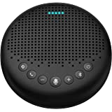 Bluetooth Speakerphone – Luna Computer Speakers with Microphone w/Enhanced Noise Reduction Algorithm, Daisy Chain, w/Dongle U