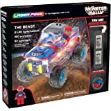 Laser Pegs The Beast Light-Up Building Block Playset (160 Piece) The First Lighted Construction Toy to Ignite Your Child's Creativity; It's Your Imagination, Light It Up