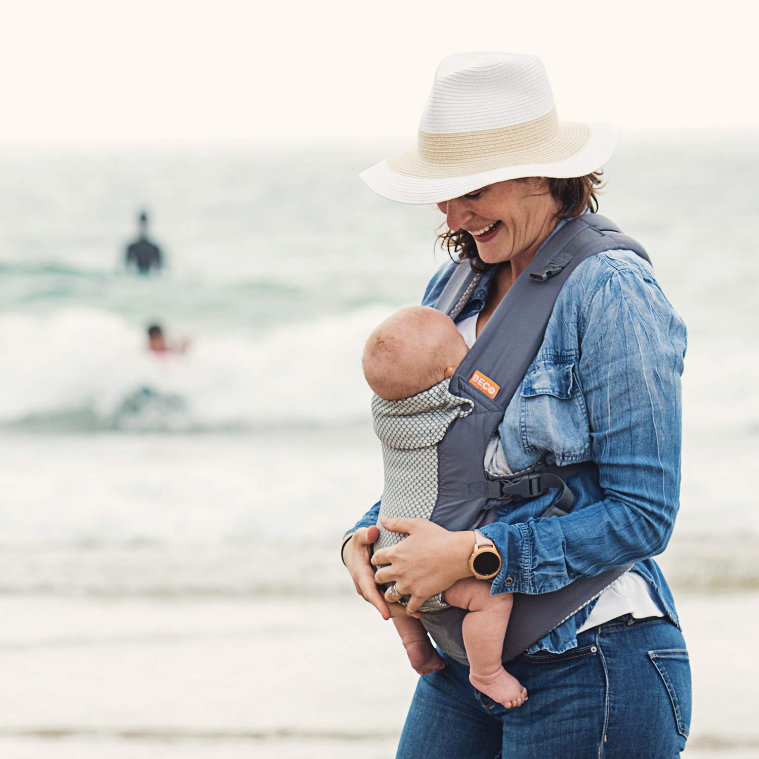 Gemini Performance Baby Carrier By Beco, Over the Rainbow