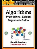Algorithms: Professional Edition. Beginner's Guide