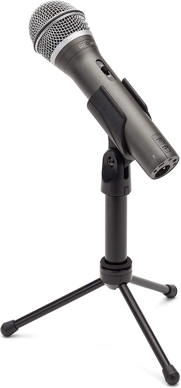 Samson Q2U USB/XLR Dynamic Microphone