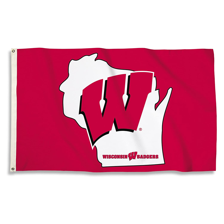NCAA 3 X 5 Flag with Grommets