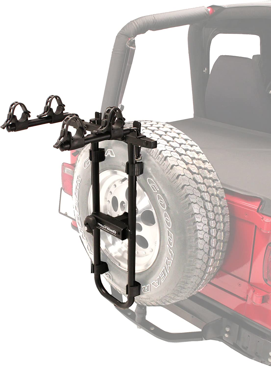 Hollywood Racks Bolt-On Spare Tire Rack SR-2