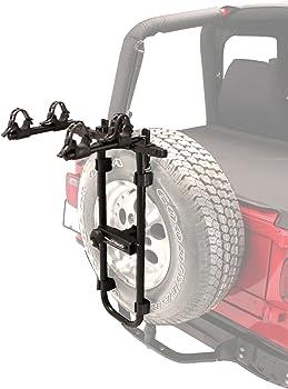 Hollywood Racks Bolt-On Spare Tire Bike Racks