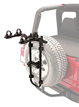 Hollywood Jeep Wrangler Bike Rack