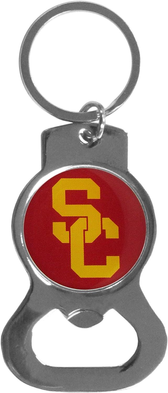 NCAA Siskiyou Sports Fan Shop USC Trojans Bottle Opener Key Chain One Size Team Color : Sports Fan Keychains : Sports & Outdoors