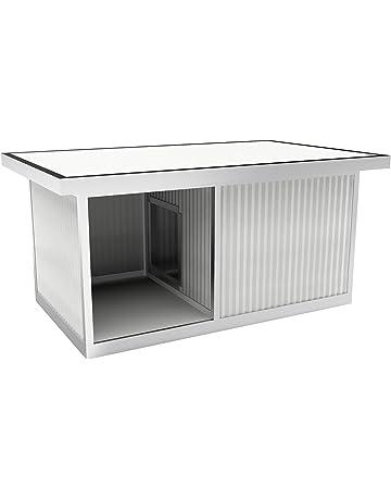 TRDC Caseta Aislante para Perros Beverly Hills para el Exterior (Artic 40 mm)