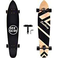 seething 42 Inch Longboard Skateboard Complete Cruiser,The Original Artisan Maple Skateboard Cruiser for Cruising…