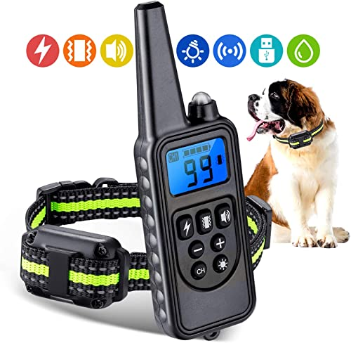 BEBANG Dog Training Collar