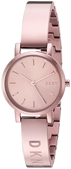 DKNY NY2308 Soho oro rosa reloj de pulsera de mujer de acero inoxidable   Amazon.es  Relojes b4e1598bedf9