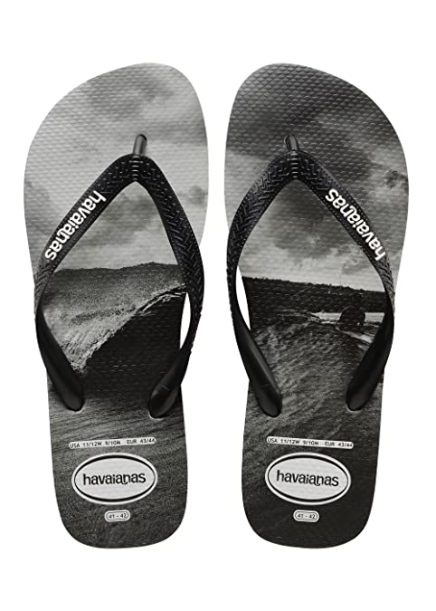 factory price 844d5 ee8dd Havaianas Top Photoprint, Infradito Uomo