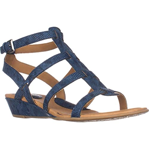 2fc3bcaf940 Image Unavailable. Image not available for. Color  Born Womens Heidi Open  Toe Casual Platform Sandals ...