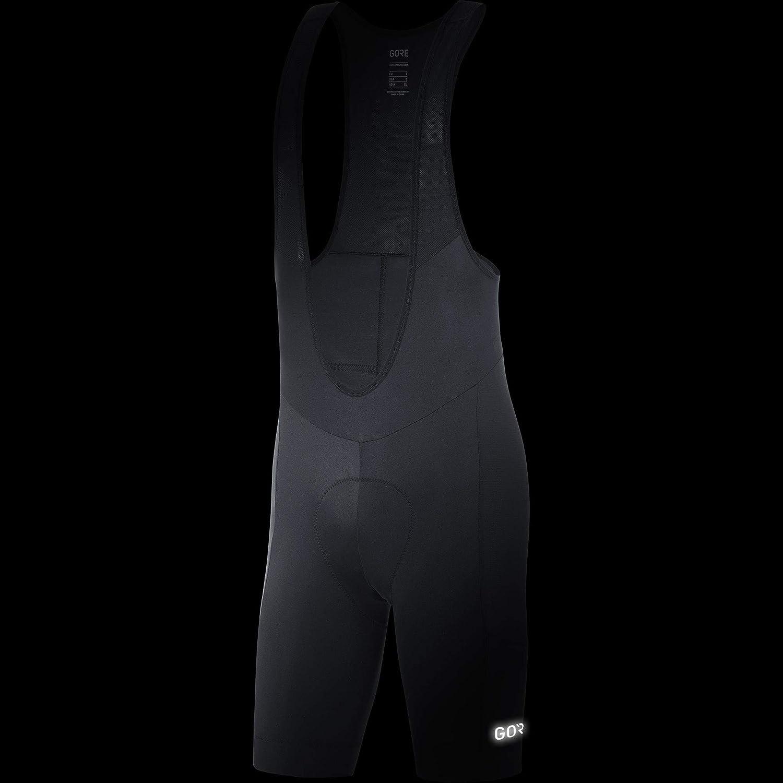 GORE WEAR C5 Mens Short Cycling Bib Shorts with Seat Insert