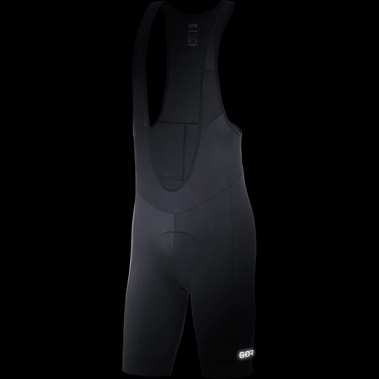 100143 GORE Wear C5 Trail Liner Bib Shorts + With Seat Insert GORE Wear Mens Breathable Mountain Bike Undergarment Bib Shorts