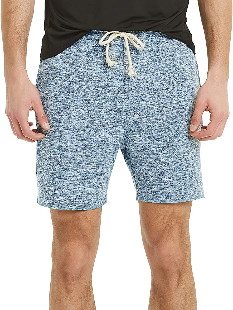 Sweat Shorts for Men with Pockets and Drawstring