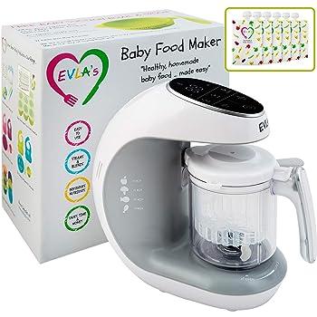 EVLA'S Self Cleans Blender For Baby Food
