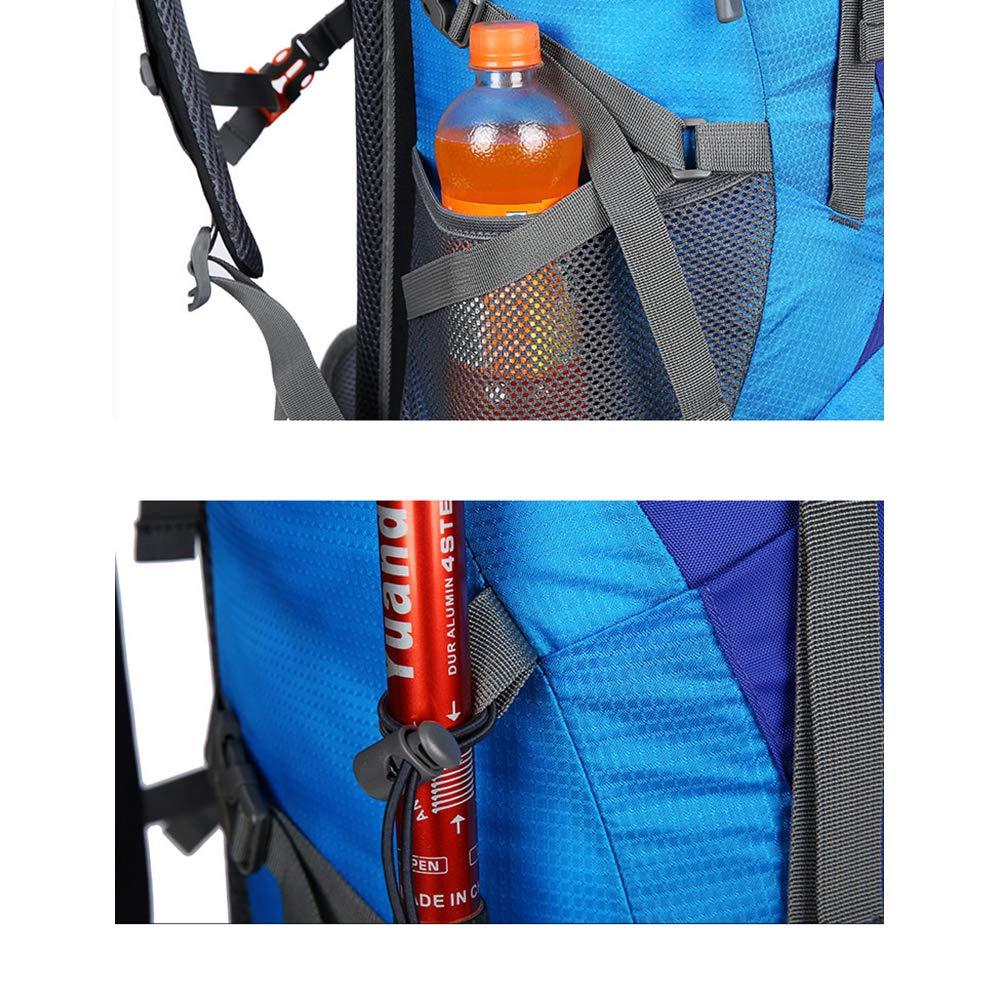 Skytower 75L Senderismo Mochila Mochilas para Excursionismo al Aire Libre Viajes Escalada Camping Bolsa montañismo Impermeable en la Cima de la montaña ...