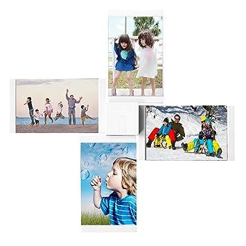 Amazon.com - LEGGY HORSE Family Photo Collage Frames Acrylic Modern ...