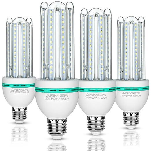 Bro. Luz 20 W E27 LED bombilla, 150 - 180 Watt equivalente ...