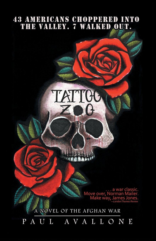 Tattoo Zoo: A Novel Of The Afghan War PDF