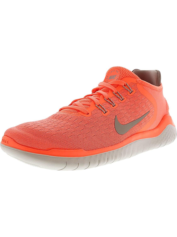 Crimson gris 800 Nike femmes Laufschuh Free Run 2018, Chaussures de Running Compétition Femme 40.5 EU